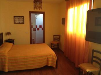 Quadrupla-Comfort-Bagno in camera con doccia-Vista mare