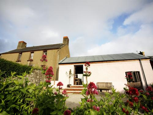 An 18th Century farmhouse on the outside, a stylish modern boutique bed and breakfast on the inside