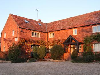 The Barns Country guesthouse - The Barns Autumn Clad