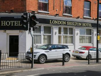 London Shelton Hotel - Front view