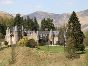 Dalmunzie Castle Hotel -