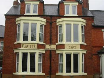 Warwick Lodge Guesthouse -