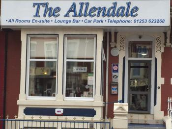 The Allendale Hotel - Hotel Front