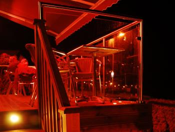Balcony Eating Area
