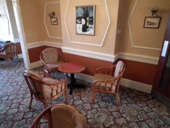 Marlborough Hotel - LA Lounge | Marlborough Hotel | Felixstowe
