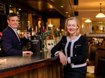 Pierre and Teresa your hosts during your stay at Cawleys