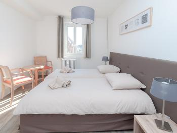 "Appartement "" UNTERLINDEN "" Chambre 1"