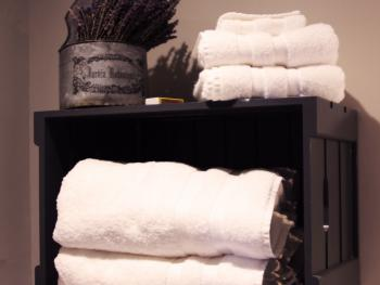 Towelling from THE WHITE COMPANY