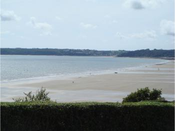 Nearby Amroth Beach