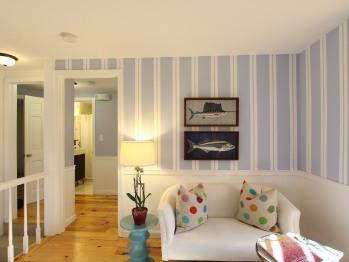 Living Room in Aquinnah Suite