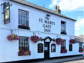 St Marys Gate Inn - Exterior view