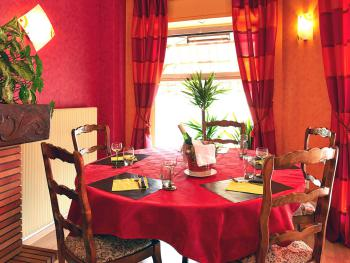 Restaurant / salle de petit déjeuner