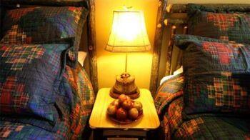 cozy adirondack-style