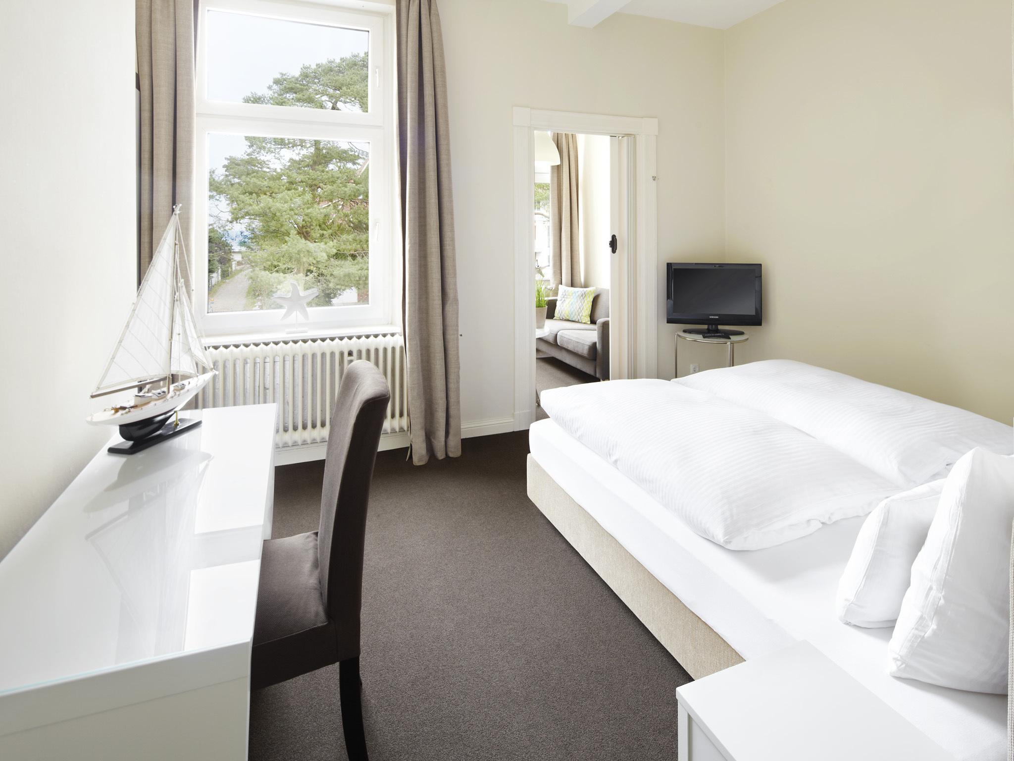 Doppelzimmer-Komfort-Eigenes Badezimmer - Doppelzimmer-Komfort-Eigenes Badezimmer