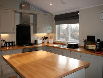 A typical kitchen in a Selby Superior
