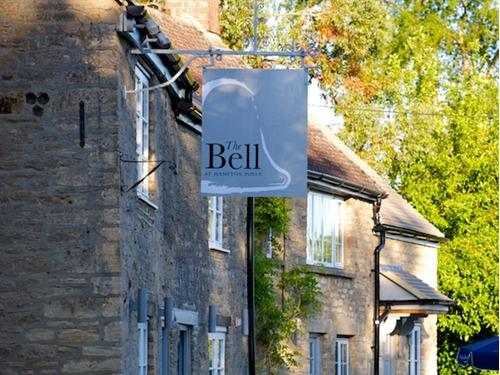 The Bell at Hampton Poyle