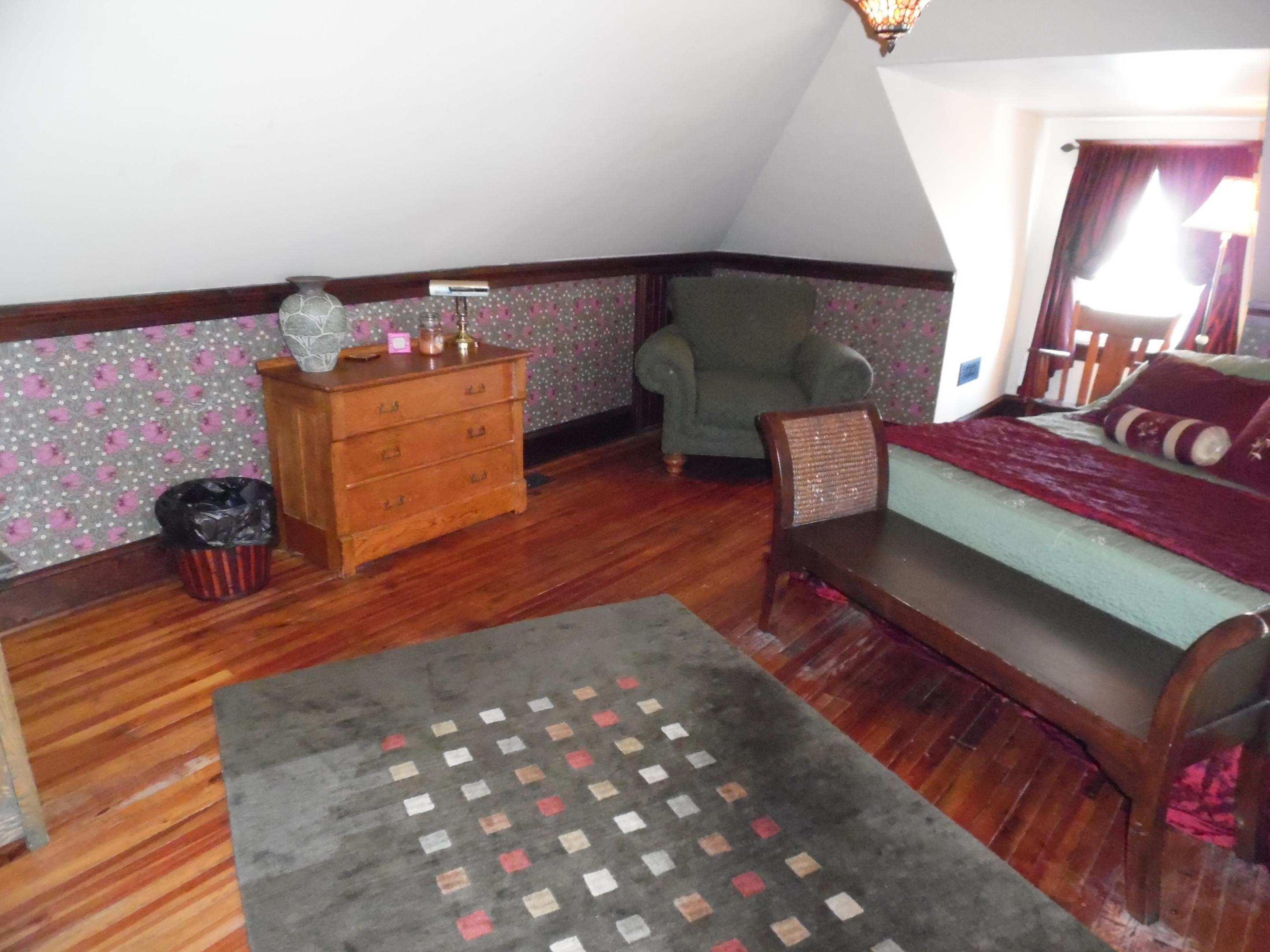 Double room-Ensuite-Standard-William Morris