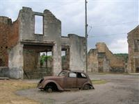 Oradour-sur-Glane 30km from the cottage