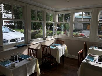 A lovely place to enjoy locally sourced English Breakfast!