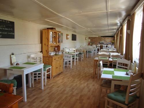 Cider Pantry Breakfast Room