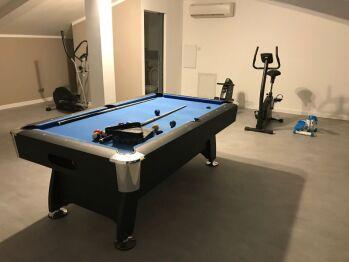Salle de sport/détente
