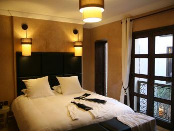 Riad Pourpre Medina Marrakech Chambres Et Tarifs
