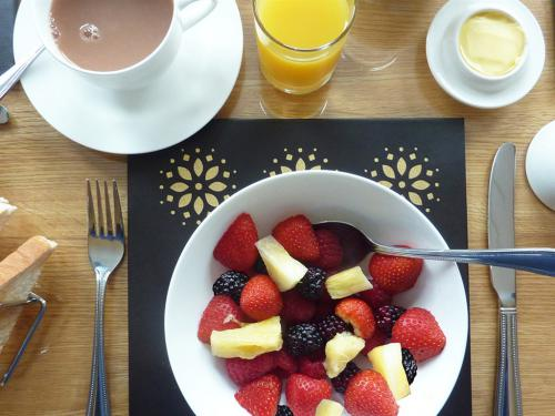 A selection of fresh fruit