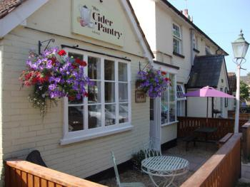 Cider Cottages - Cider Pantry Tearooms