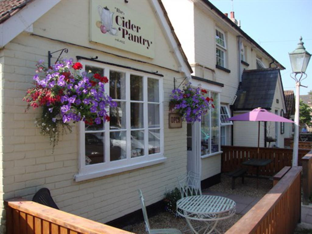 Cider Pantry Tearooms