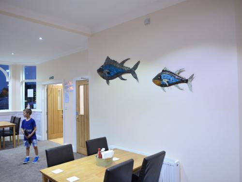 Our Child Friendly Dining Room