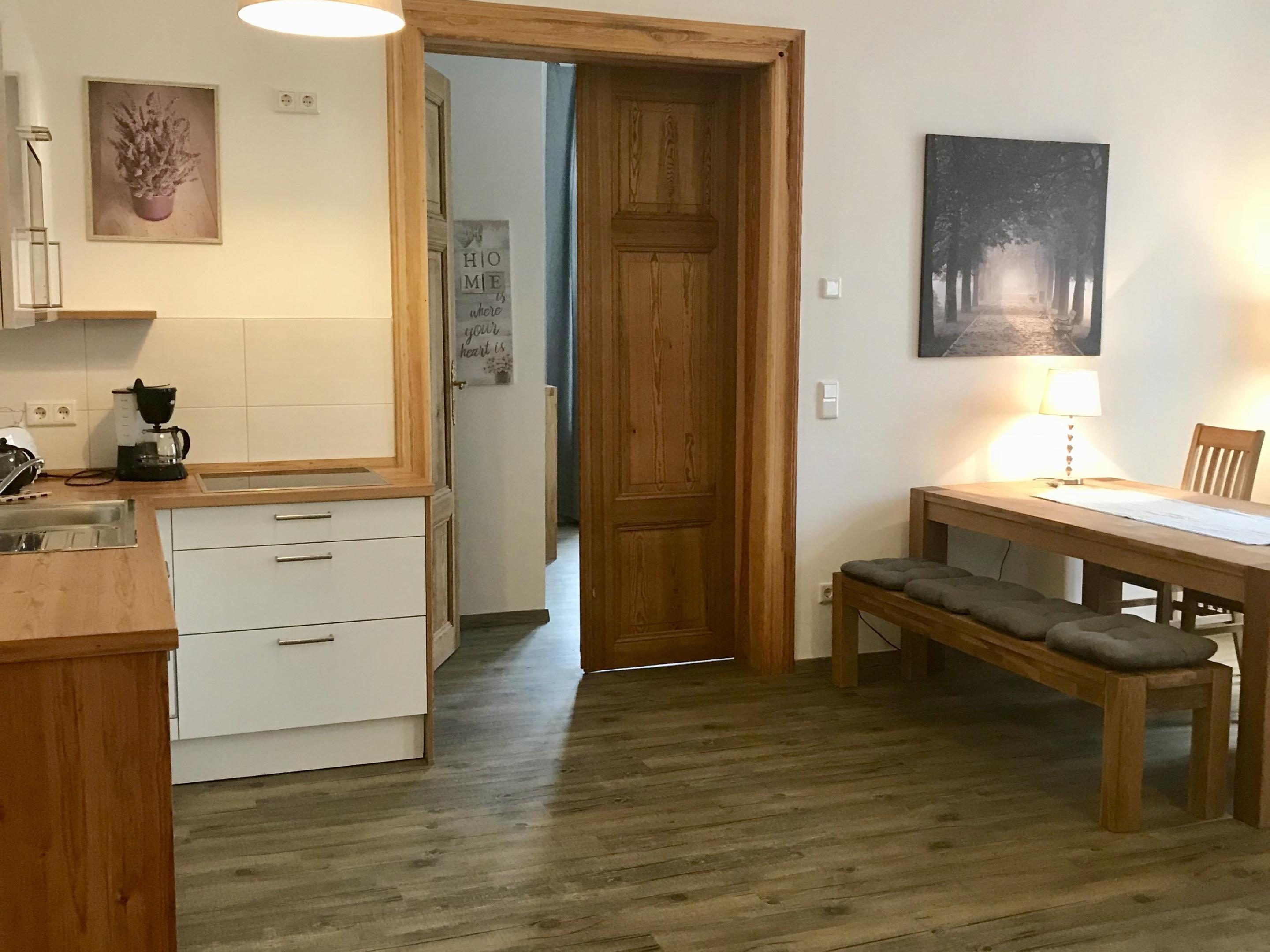 Wohnung-Eigenes Badezimmer-bis zu 4 Personen - Basistarif