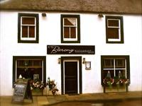 The Barony Restaurant - Biggar
