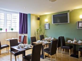 Burton Stone Inn - Dinning area