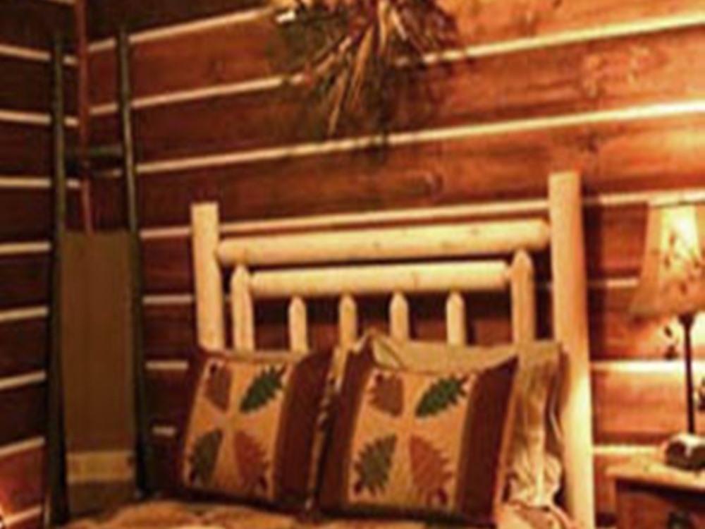 Quad room-Ensuite-Log Cabin Suite.