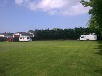 Greenacre Place Touring Caravan Park - Level Pitches