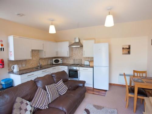Glenernan Cottage Lounge