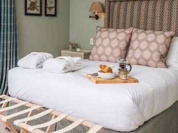 Bedroom Hillside Cottage