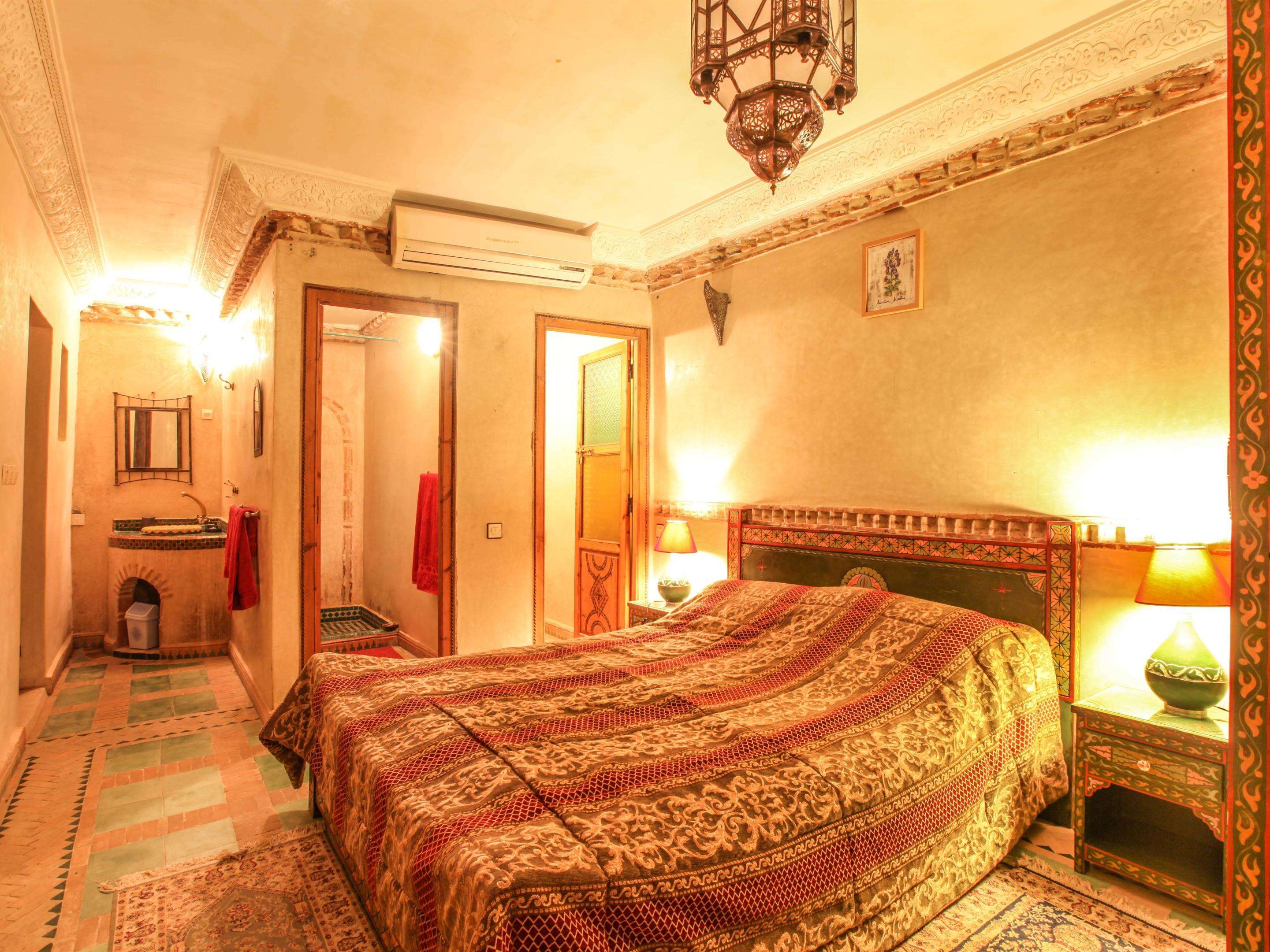 Suite  Verte -Appartement-Confort-Salle de bain-Vue sur Piscine - Tarif de base