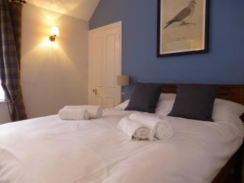 Standard Double Ensuite refurbished to a very high standard. This is a dog friendly room - room two