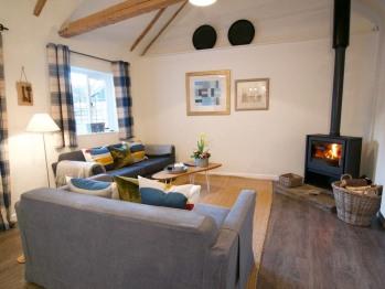 Bertie Cottage - Sitting room
