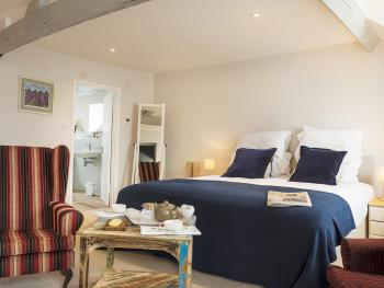 Wild Garlic Restaurant & Rooms - The Loft