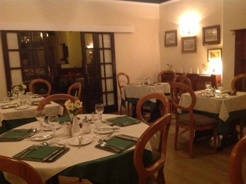 OUR MAIN RESTAURANT