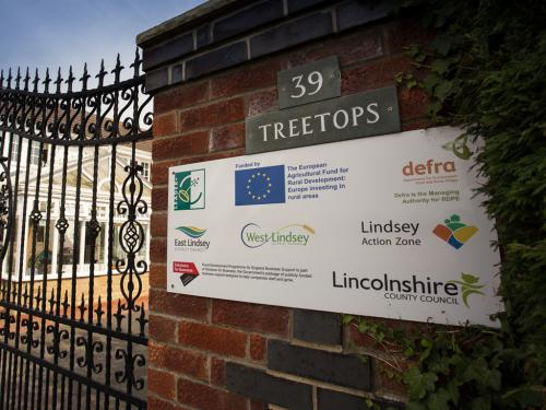 Treetops Cottages & Spa, Grasby, Lincolnshire
