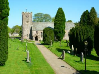 St Oswald's Ravenstonedale
