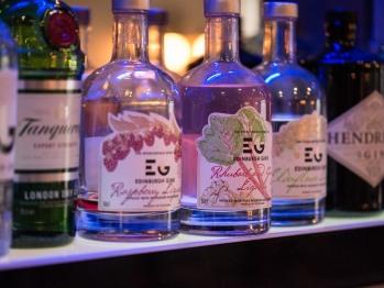 Wide range of spirits