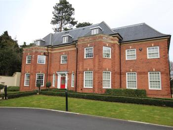 Leamington Spa Serviced Apartments - Ince House -