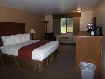 Single Queen Guest Room