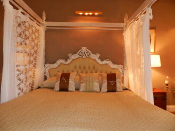 Double room-Luxury-Ensuite with Bath-Mountain View