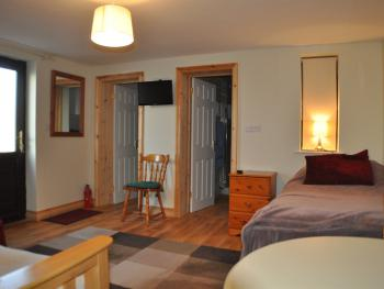 Annex Sitting Room/Bedroom