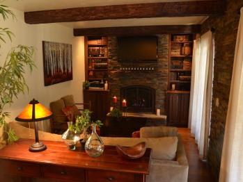 Chicken Coop living room